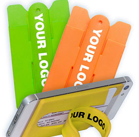 silicone stand and silicone phone wallet.jpg